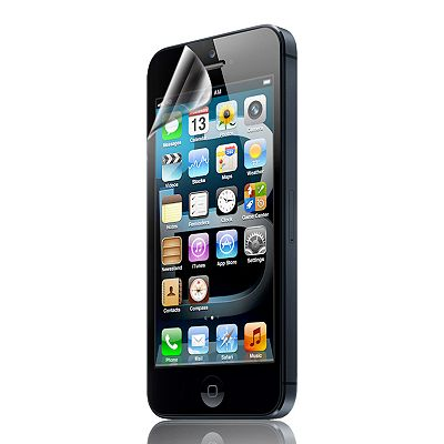 Luardi 2-pk. iPhone 5 Screen and Back Protectors