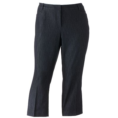 Apt. 9 Curvy Fit Capris - Women's Plus
