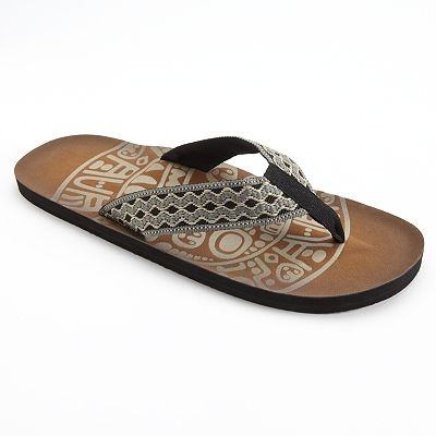 Five Flops Aztec Flip-Flops - Men