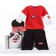 Baby Aspen Big Dreamzzz Baby Rock Star Pajama Set - Baby