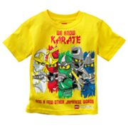 LEGO Ninjago We Know Karate Tee - Boys 4-7