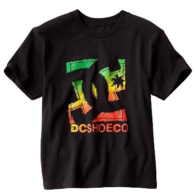DC Shoe Co Rasta Box Tee - Boys 8-20