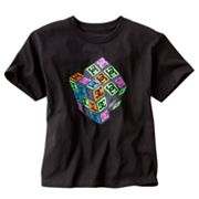 DC Shoe Co Thinking Cubed Tee - Boys 8-20