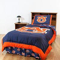 Auburn Tigers Reversible Comforter Set - Full