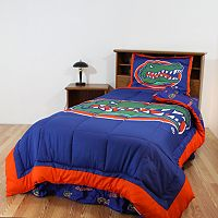 Florida Gators Reversible Comforter Set - King