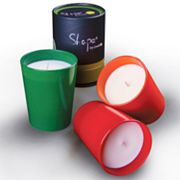 Wen's Phoenix 3-pc. Cranberry, Green Tea and Citrus Soy Filled Candle Set