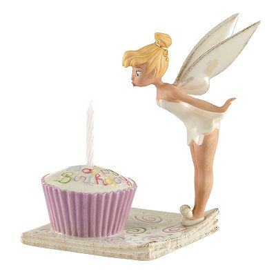 Lenox Disney Tinker Bell's Birthday Wish Figurine