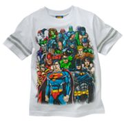Justice League Tee - Boys 4-7