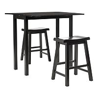 Safavieh Graham 3 pc Pub Table Set