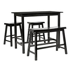 Safavieh Haley 4-pc. Pub Table Set