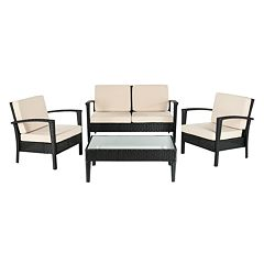 Safavieh 4 pc Patio Set