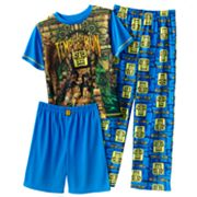 Temple Run 3-pc. Pajama Set - Boys 4-16