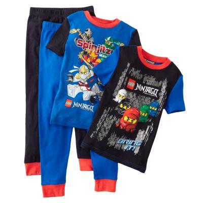 LEGO Ninjago 4-pc. Pajama Set - Boys 8-20