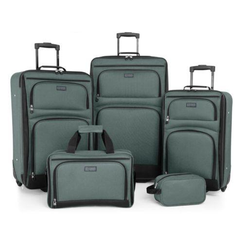 Chaps Luggage, Voyager Pro 5-pc. Luggage Set