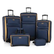 Chaps Luggage, Voyager Pro 5-pc. Luggage Set