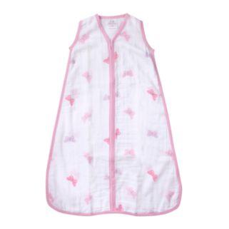 aden + anais Girls N' Swirls Muslin Sleeping Bag