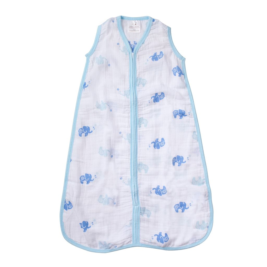aden + anais Jungle Jive Muslin Sleeping Bag - Baby