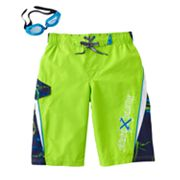 ZeroXposur Thunder Board Shorts - Boys 8-20