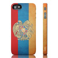 Luardi Armenia Snap-On iPhone 5 Cell Phone Case
