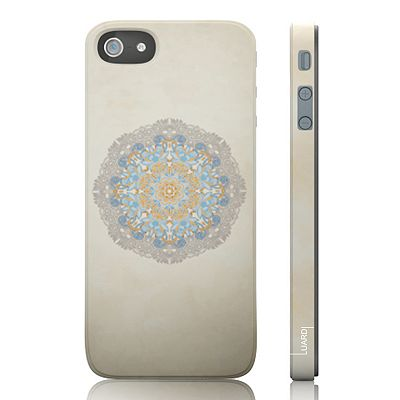 Luardi Flowers Snap-On iPhone 5 Case