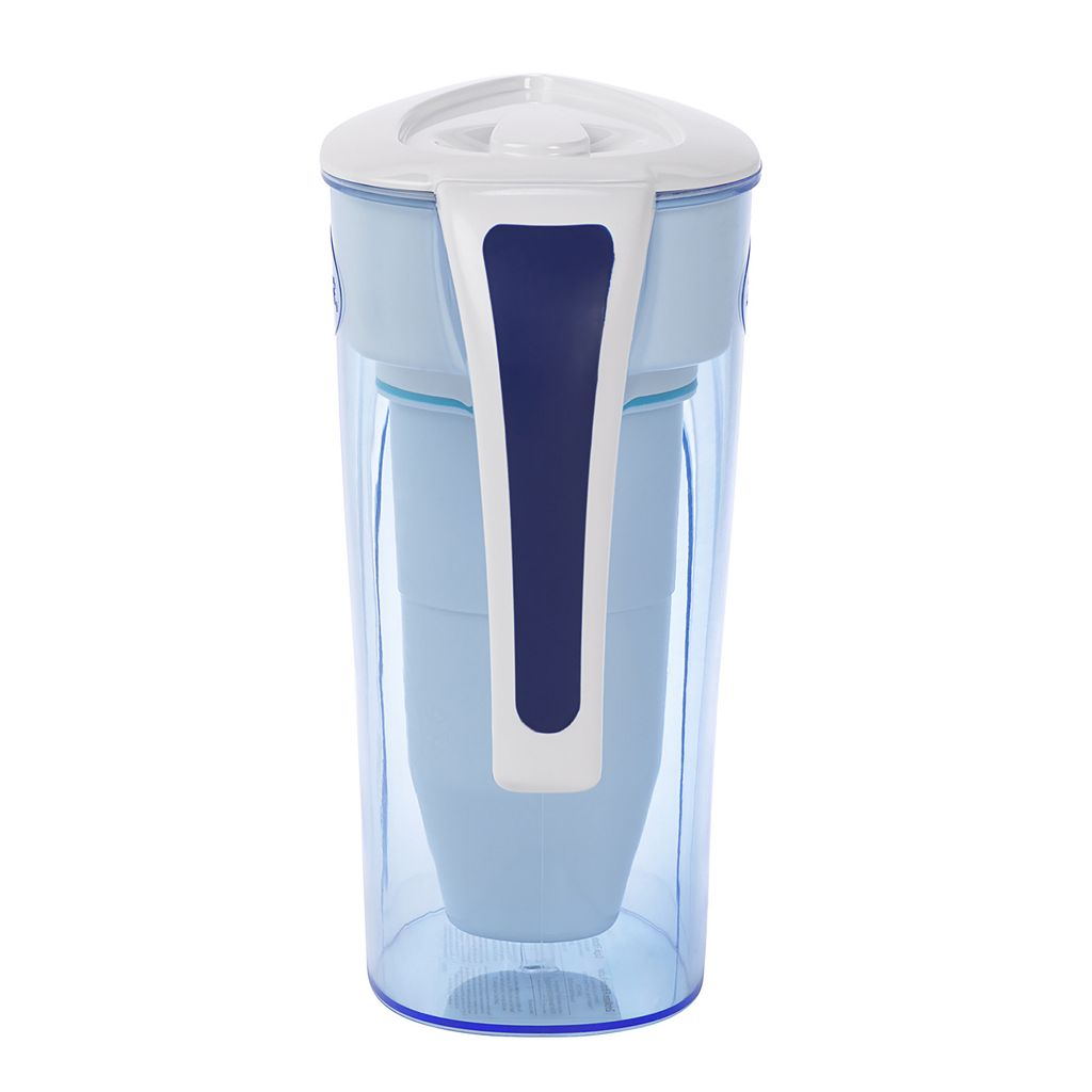 ZeroWater 6-Cup Space Saver Water Filter Pitcher