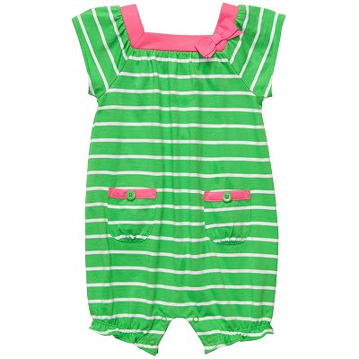 Carter's Striped Romper - Baby