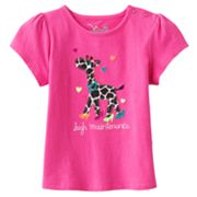 Jumping Beans High Maintenance Giraffe Tee - Baby