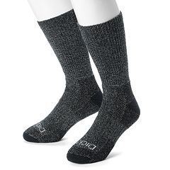 Dickies 2-pk. Steel Toe Crew Socks