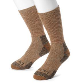 Dickies 2-pk. Steel Toe Crew Socks