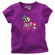 Jumping Beans Bee Happy Tee - Baby