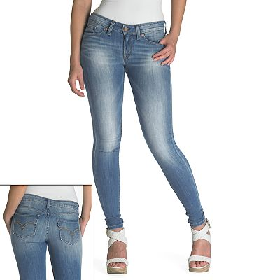 Levi's 535 Denim Leggings - Juniors