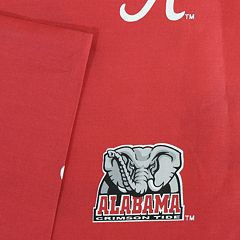 Alabama Crimson Tide Printed Sheet Set - Full