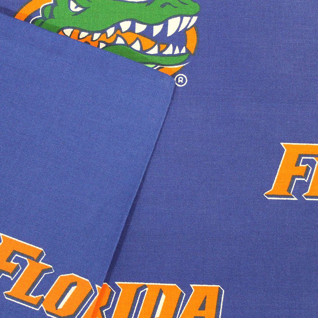 Florida Gators Printed Sheet Set - Full