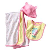 First Moments Blanket Set - Baby