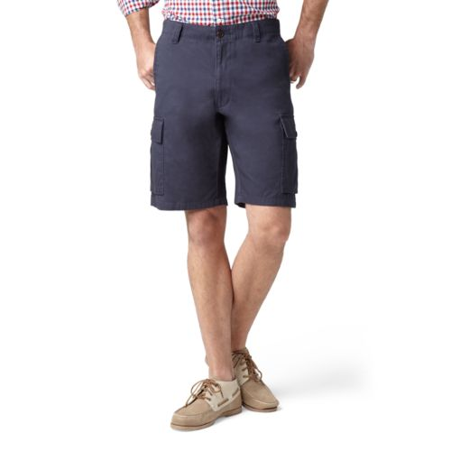 Dockers® Flat-Front Cargo Shorts - Big & Tall