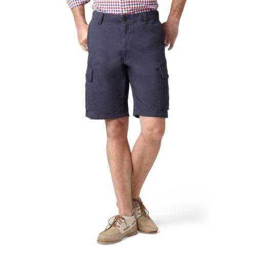 Dockers® Flat-Front Cargo Shorts - Big & Tall