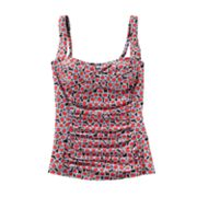 Upstream Tummy Slimmer Tankini Top