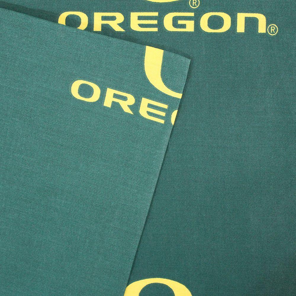 Oregon Ducks Printed Sheet Set - Queen