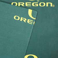 Oregon Ducks Printed Sheet Set - Queen