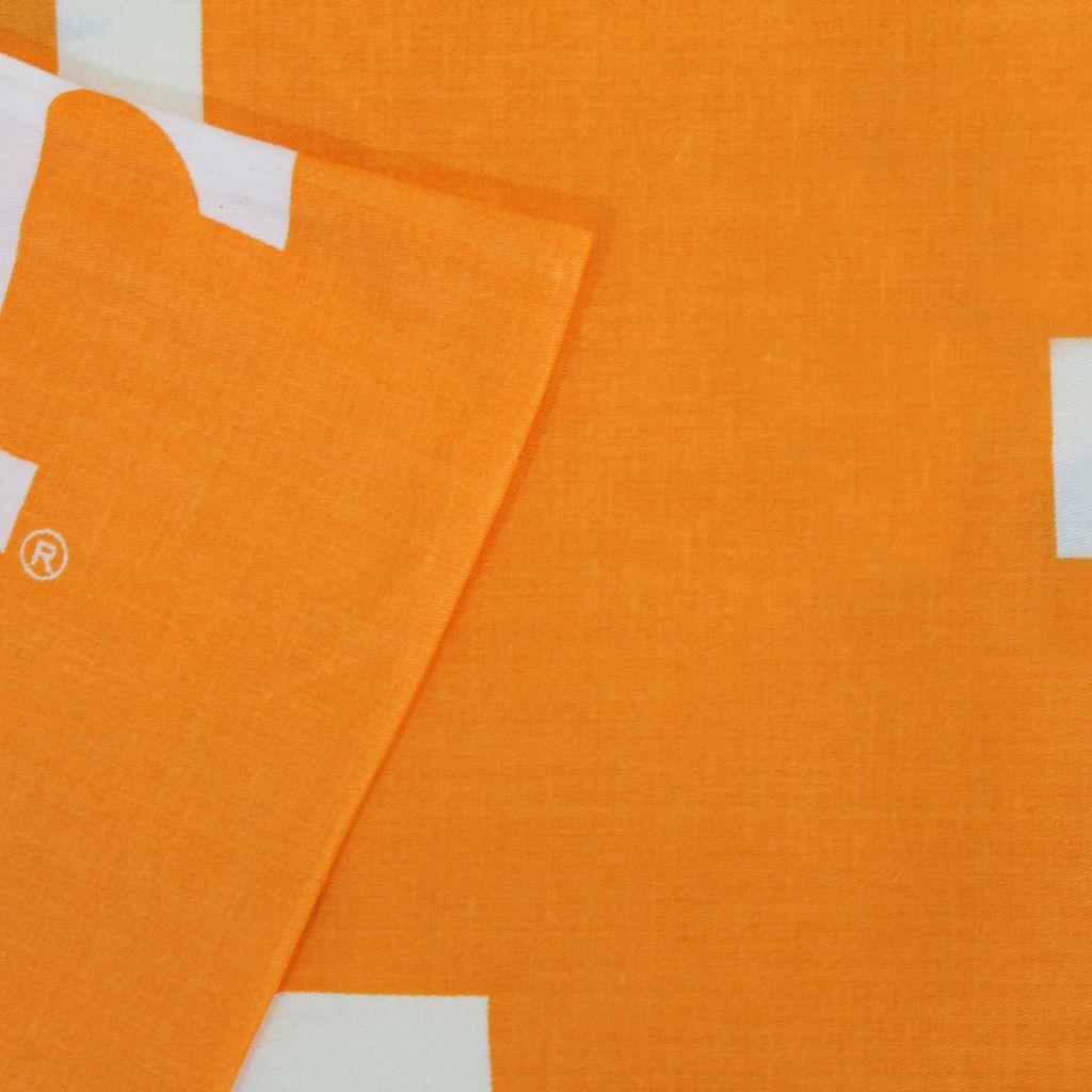 Tennessee Volunteers Printed Sheet Set - King