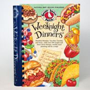 Gooseberry Patch Weeknight Dinners Cookbook