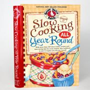 Gooseberry Patch Slow Cooking All Year 'Round Cookbook