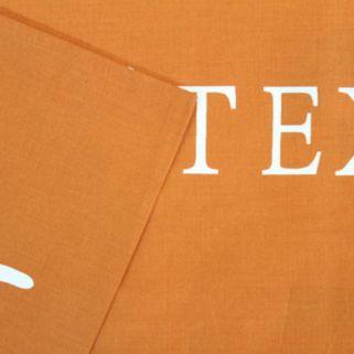Texas Longhorns Printed Sheet Set - Full