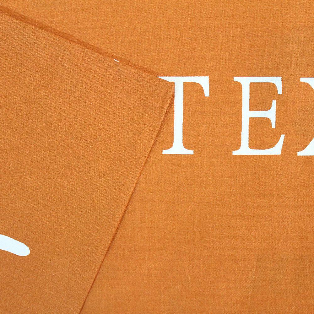 Texas Longhorns Printed Sheet Set - Queen