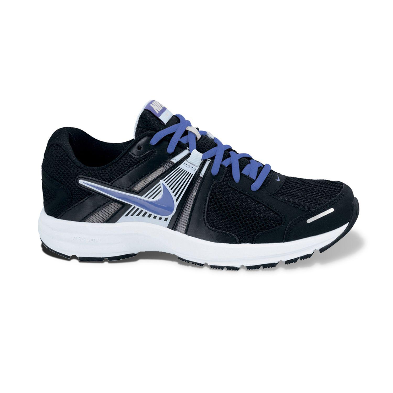 Nike Black Dart 10 Wide Running Shoes - Women