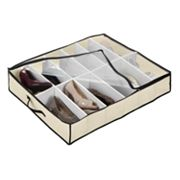 Kennedy Under-Bed Shoe Organizer