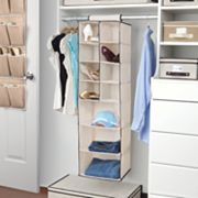 Kennedy Hanging Shoe and Shelf Organizer
