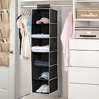 Kennedy Home Collection Hanging Sweater Organizer