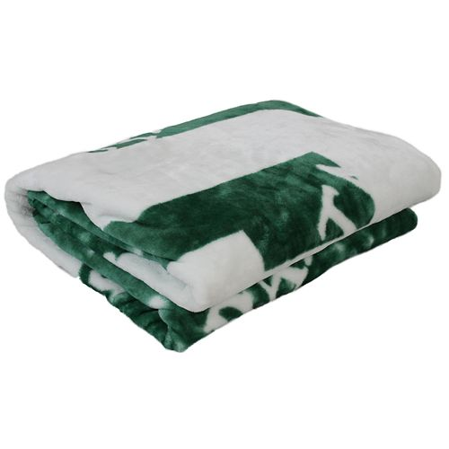 Michigan State Spartans Throw Blanket