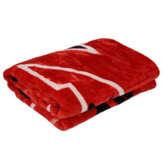 Nebraska Cornhuskers Throw Blanket